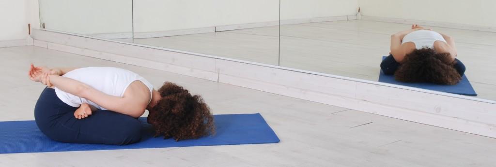 תנוחות ותרגילי יוגה: תנוחת האיחוד הרוחני yoga postures asana asanas yogamudrasana