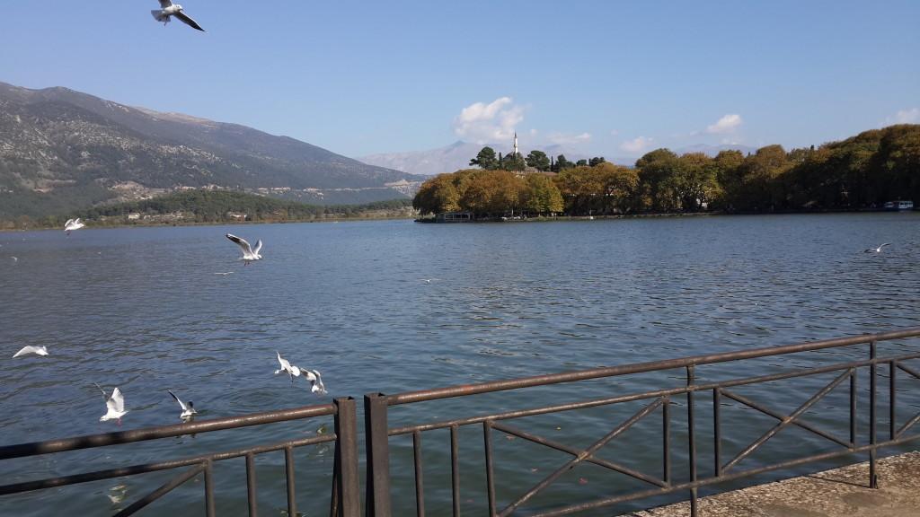 yoanina lake